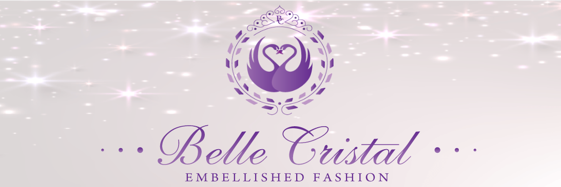 Beautiful High Quality Crystal Boots from Belle Cristal